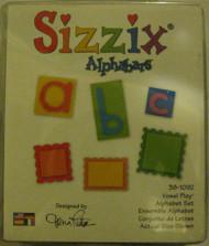 Vowel Play Alphabet Set