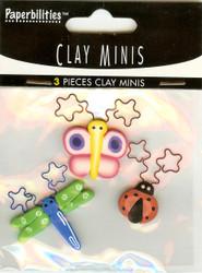 Clay Minis Fun Bugs