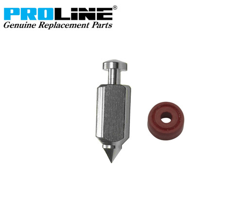 proline carburetor float needle valve seat kit  briggs stratton   hp sawzilla parts