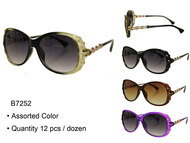 B7252  Fashion Wholesale Sunglasses