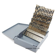 Norseman 60pc hi moly m7 number wire gauge drill bit set w index 1 norseman 60pc number drill bit set wire gauge stubby screw machine length 1 60 keyboard keysfo Image collections