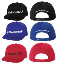 Modern Distribution #ModernAF Snap Back Hat