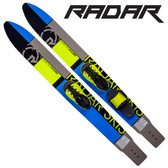 "Radar X-Caliber 67"" Combos Skis With Cruise Boots"