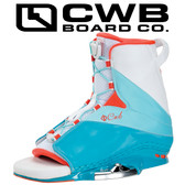 CWB Karma Women's Wakeboard Bindings 2016