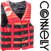 Connelly 4-Buckle Pro Nylon Vest