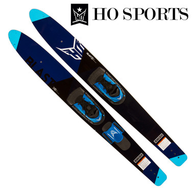 """HO Sports Blast 67"""" Combo Water Skis with Blaze Boots"""