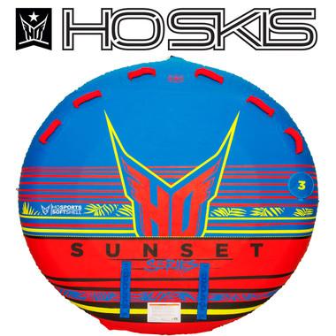 HO Sports Sunset 3 / 3-Person Towable Tube