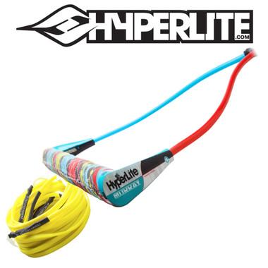 "Hyperlite 15"" Murray Pro Pkg with 80' Silicone Flatline"