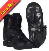 2013 Byerly System Boot SIZE 10 ONLY! On Sale at RIDE THE WAVE