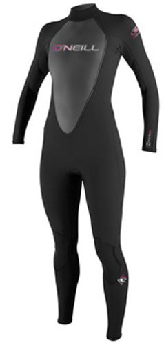 O'Neill Women's Reactor Full Wetsuit for the Lowest Price at RIDE THE WAVE