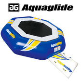 Aquaglide Supertramp 14' Trampoline with Swimstep