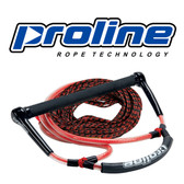 Proline Recreational Quickstart Deep-V Handle Ski Rope with 70' Mainline