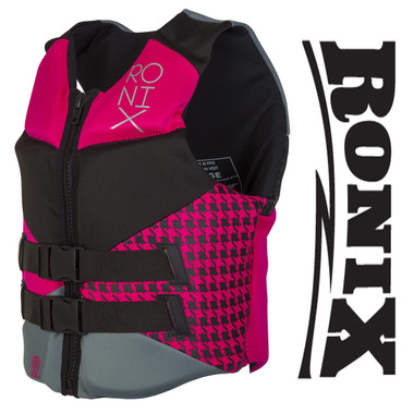 Ronix Daydream Women's Coast Guard Approved Neo Vest