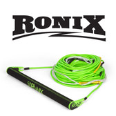 Ronix Combo 6.0 Dyneema Bar Lock -Hide Grip Handle with 80ft 6 Section R6 Mainline