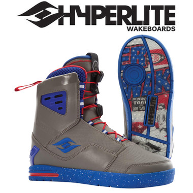 2015 Hyperlite Webb Boot at RIDE THE WAVE