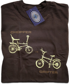 Chopper vs Grifter T Shirt