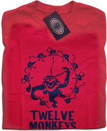 Twelve Monkeys T Shirt