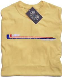 Mad Max interceptor T Shirt (Yellow)