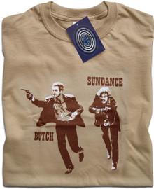 Butch Cassidy and The Sundance Kid T Shirt