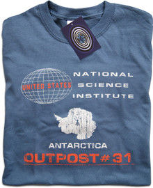 Outpost#31 (The Thing) T Shirt