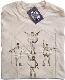 Da Vinci Beatles T Shirt