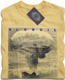 Blondie Atomic T Shirt