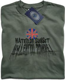Waterloo Sunset The Kinks T Shirt