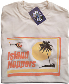 Island Hoppers Magnum P.I. T Shirt