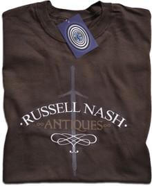 Highlander Russell Nash T Shirt