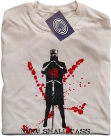 Monty Python Black Knight T Shirt