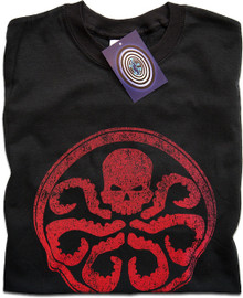 Hydra (Red Skull) T Shirt