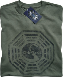 Dharma (Green) T Shirt