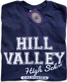 Hill Valley High School T Shirt
