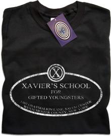 Xaviers School X-Men T Shirt