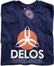 Delos (Westworld) T Shirt