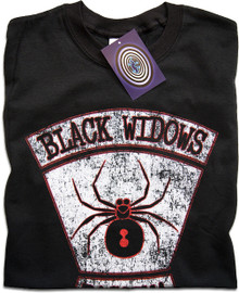 Black Widows Pacoima T Shirt