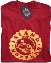 Island Hoppers Magnum P.I. (Red) T Shirt