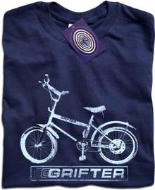 Grifter (Blue) T Shirt