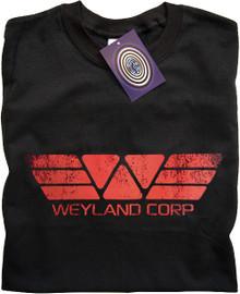 Weyland Corp (Red) T Shirt