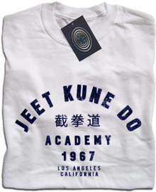 Jeet Kune Do Academy (White) T Shirt