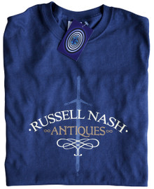 Highlander Russell Nash T Shirt (Navy)