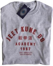 Jeet Kune Do Academy T Shirt (Grey)