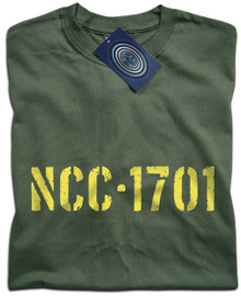 NCC-1701 Enterprise T Shirt