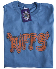 The Gramercy Riffs (The Warriors) T Shirt (Blue)