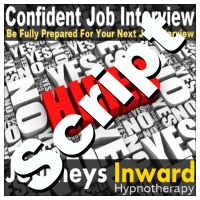 Hypnosis Script - Confident job interview