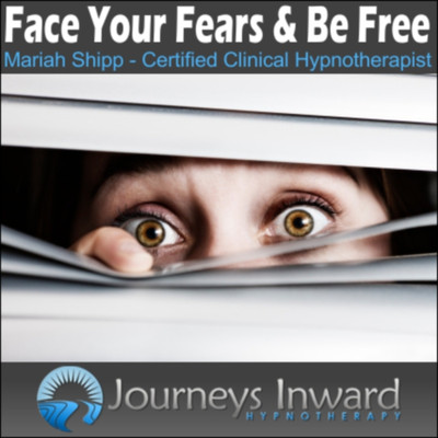 Face Your Fears & Be Free - Hypnosis download MP3