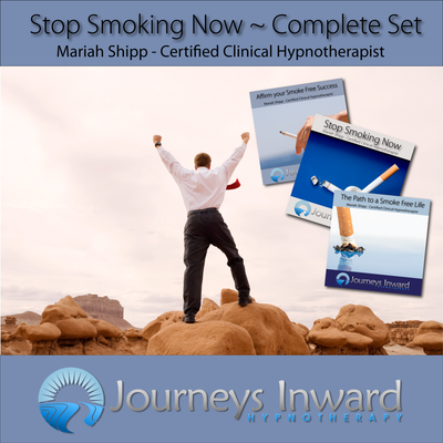 Stop Smoking Now - Complete Set - Hypnosis download MP3
