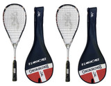 2 x Browning Big Gun Ti 110 Squash Rackets