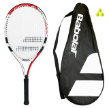 Babolat Eagle Tennis Racket + 3 Balls - CLEARANCE SPECIAL
