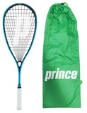 Prince TexTreme Pro Shark Powerbite 650 Squash Racket + Cover